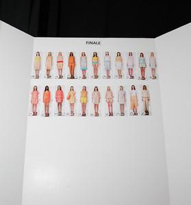 Jill Stuart Backstage SS 2012