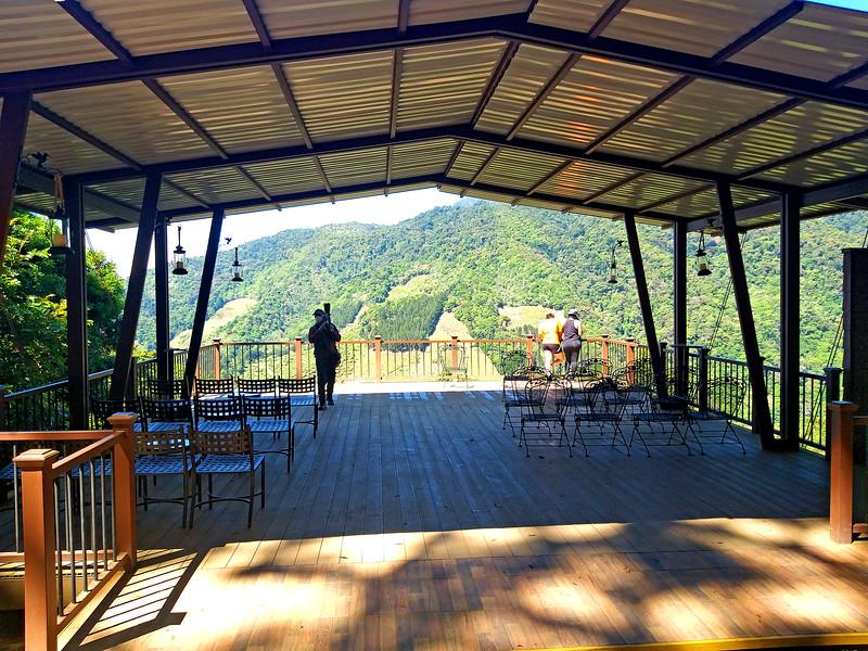 """The """"Savegre Deck"""" & Observation Platform & Meeting Room"""