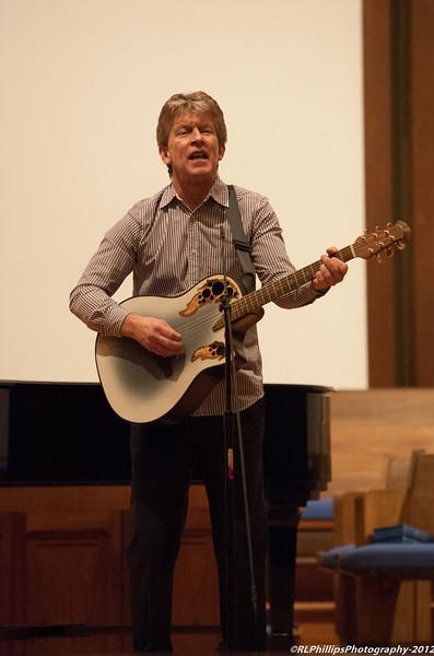 Ian White Concert