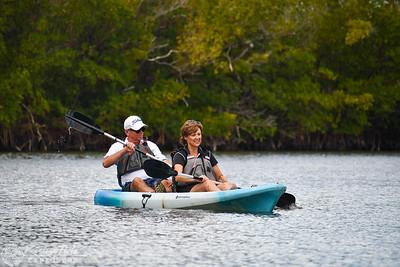 1230PM Heart of Rookery Bay Kayak Tour - Fuchs