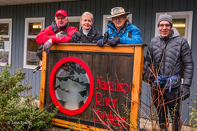 Nanaimo River Hatchery - 11-27-16