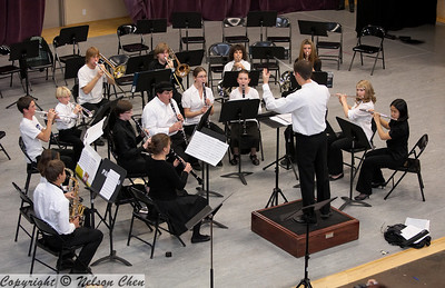2008-11-09 BYS Fall Concert - Warm Up