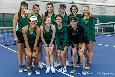 Columbia vs Dartmouth Women's Tennis