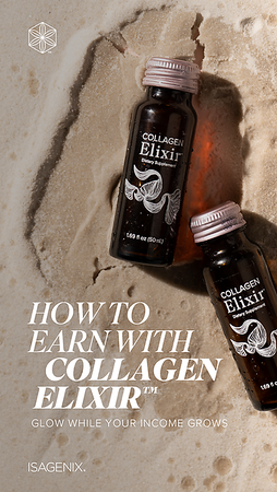 Collagen Elixir - You Share, They Share, Repeat (EN)