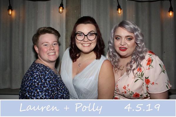 Lauren + Polly