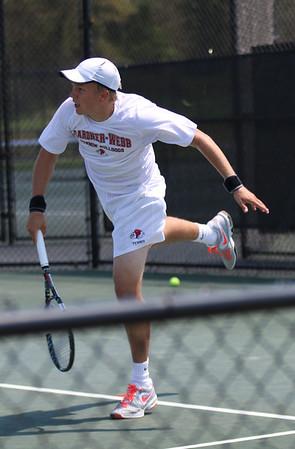 Tennis vs Coastal Carolina