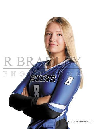 2019 Pickens High Varsity Volleyball