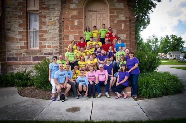 2015 Lindsay Family Reunion