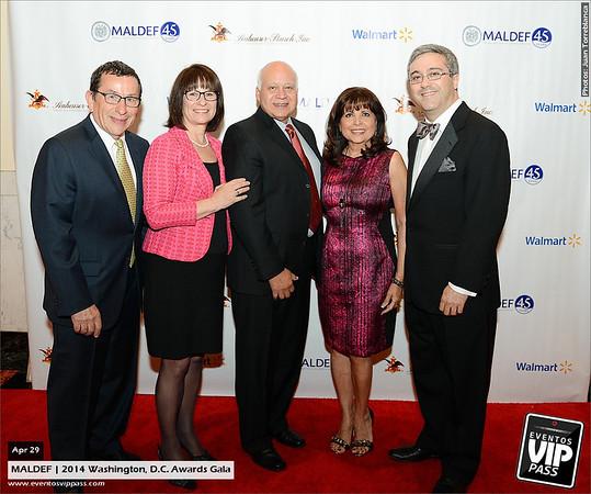 MALDEF | 2014 Washington, D.C. Awards Gala | Tue, Apr 29