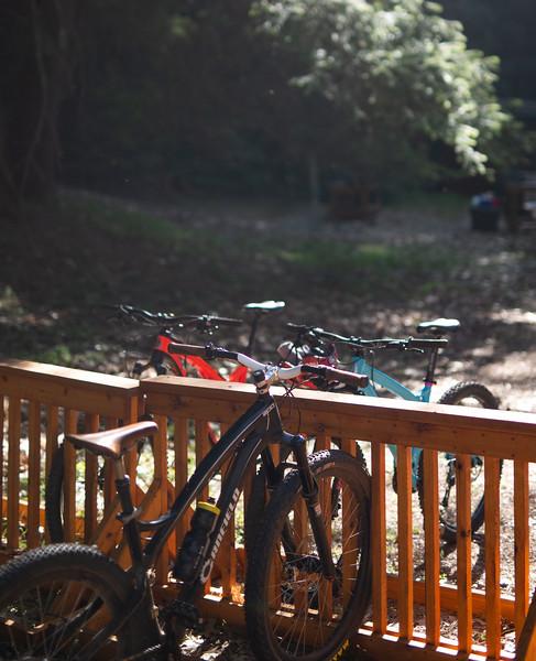 2019 Mountain Bike Camp Week 0