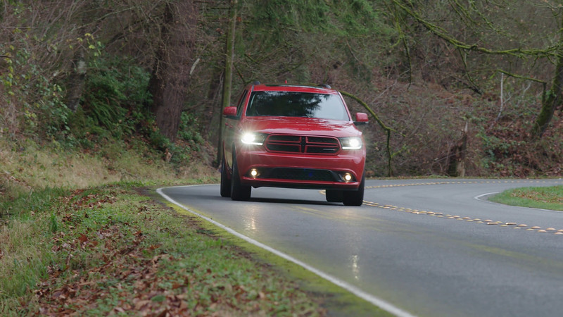 2017 Dodge Durango GT Driving Reel