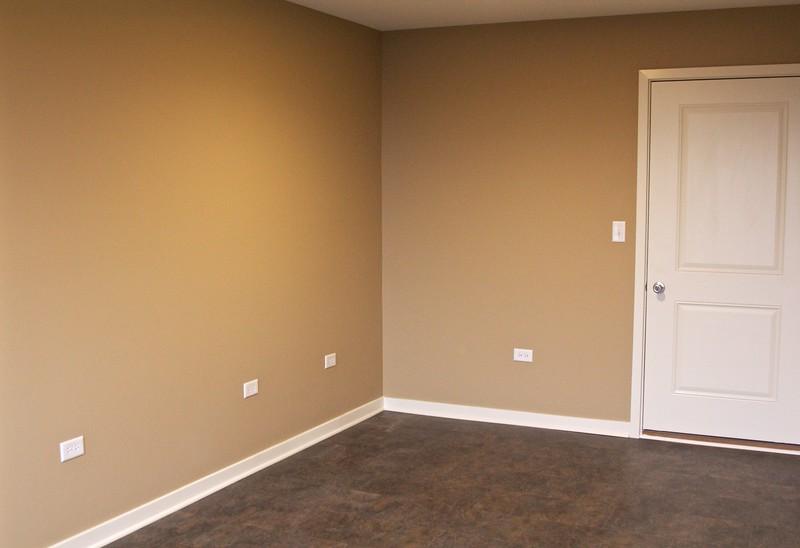 side room off kitchen that attaches to garage