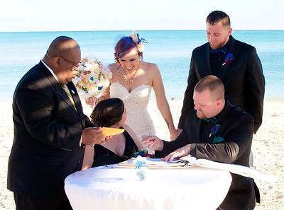 Ronda & Justin :: Bahamas :: 02.24.17