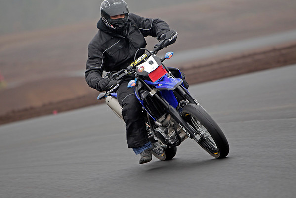 Yamaha - Blue Motard 2