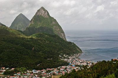 St. Lucia 2012