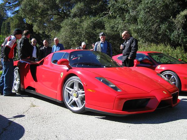 Ferrari Enzo at Alice's