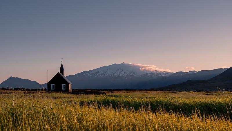 Búðir, Our Car and Snæfellsjökull