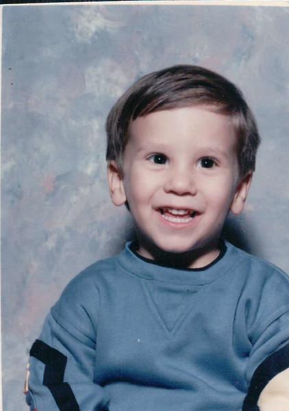 Matthew @ 3 Years