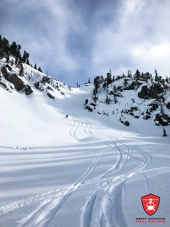February 26-28, 2018 Great Canadian Heli-Skiing Guide Photos