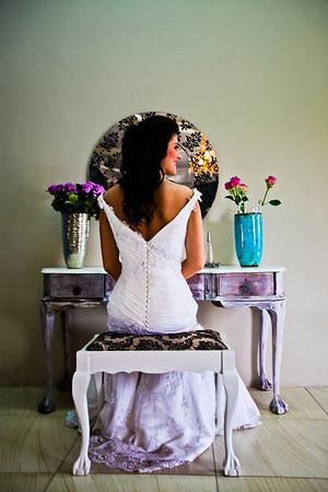 Pre-Wedding *Getting Dressed