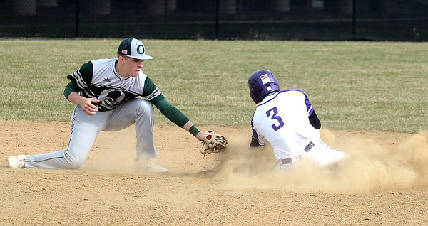 Collision at the plate sparks offensive spurt in Vermilion win over Oak Harbor