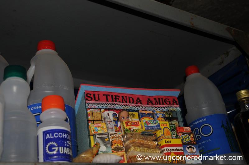 Potable Alcohol - Potosi, Bolivia