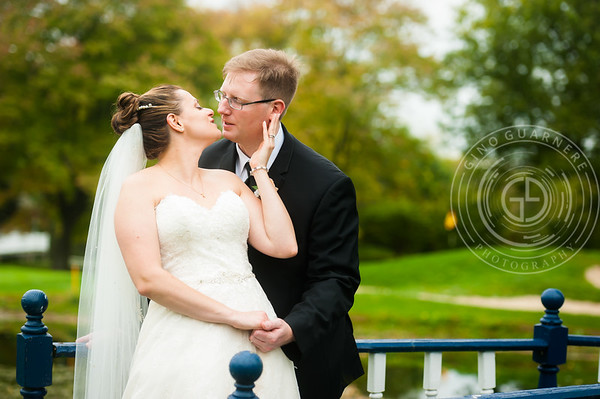 Megan and Chris, Downingtown Country Club. Photos by Gino Guarnere