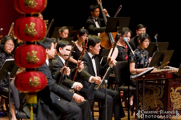 Seattle Chinese Orchestra Conducted by Roger Nelson