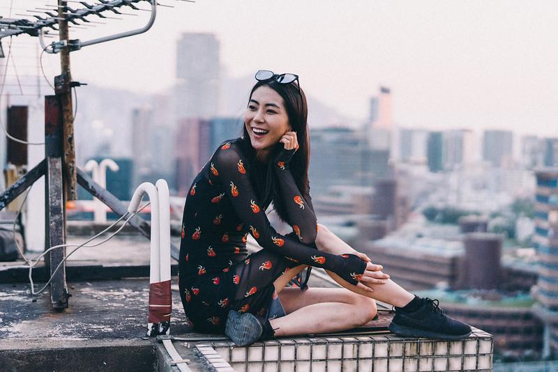 @ahnjuju 5'8 | Shirt Small | Dress 0/1 | Shoe 7 | 98lbs Ethnicity: Korean Skills: Print credits on resume; fluent Korean; versatile model