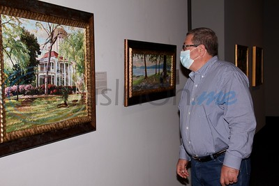 TMA Presents Ode To East Texas - Paintings by Lee Jamison by Jim Bauer