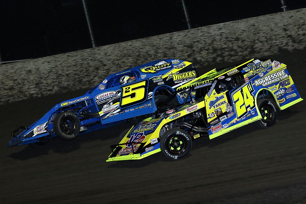 Tri-City Speedway; AMS Thursday Night Thunder