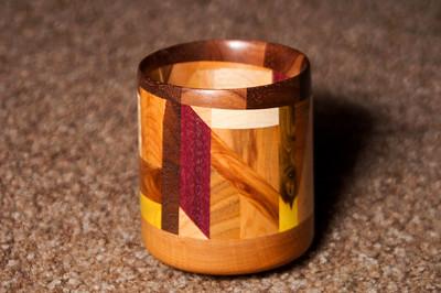 Segmented Bowls and Shopwork
