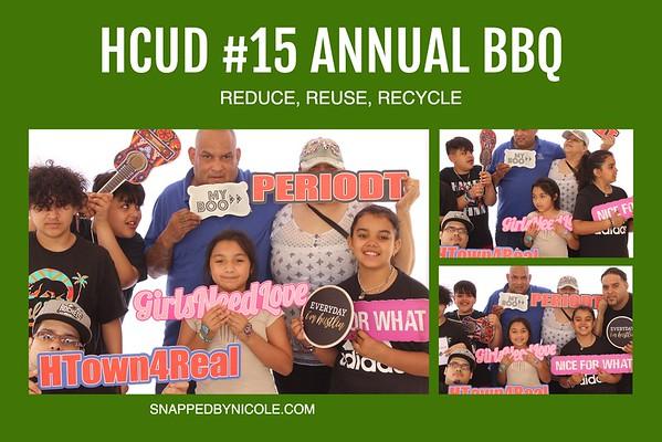 HCUD Annual BBQ 5.4.19