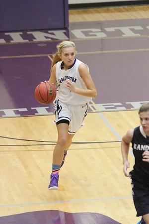 DS Basketball Varsity Girls 22 Nov 2014