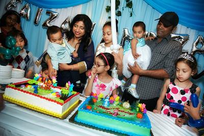 Faizan & Zara's 1st Birthday