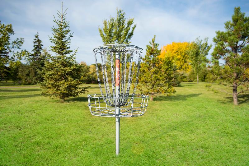 Fred Johns Park - Disc Golf