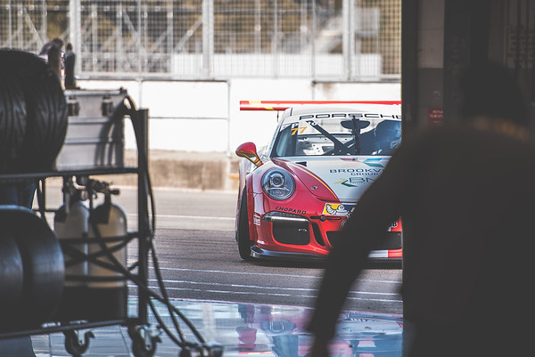 Lewis Plato - Porsche GT3 Carrera Cup