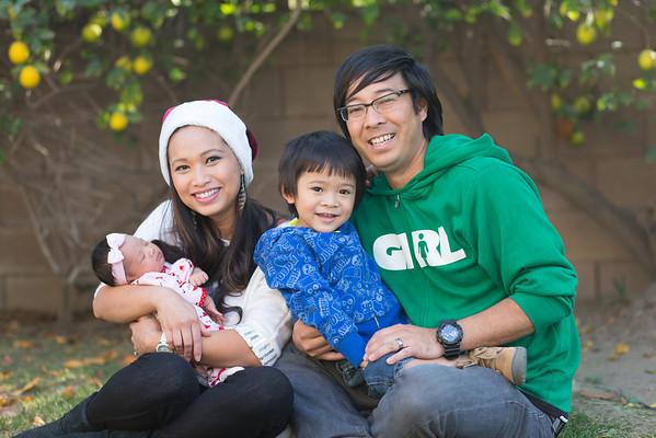 Nakamura Family Holiday 2013