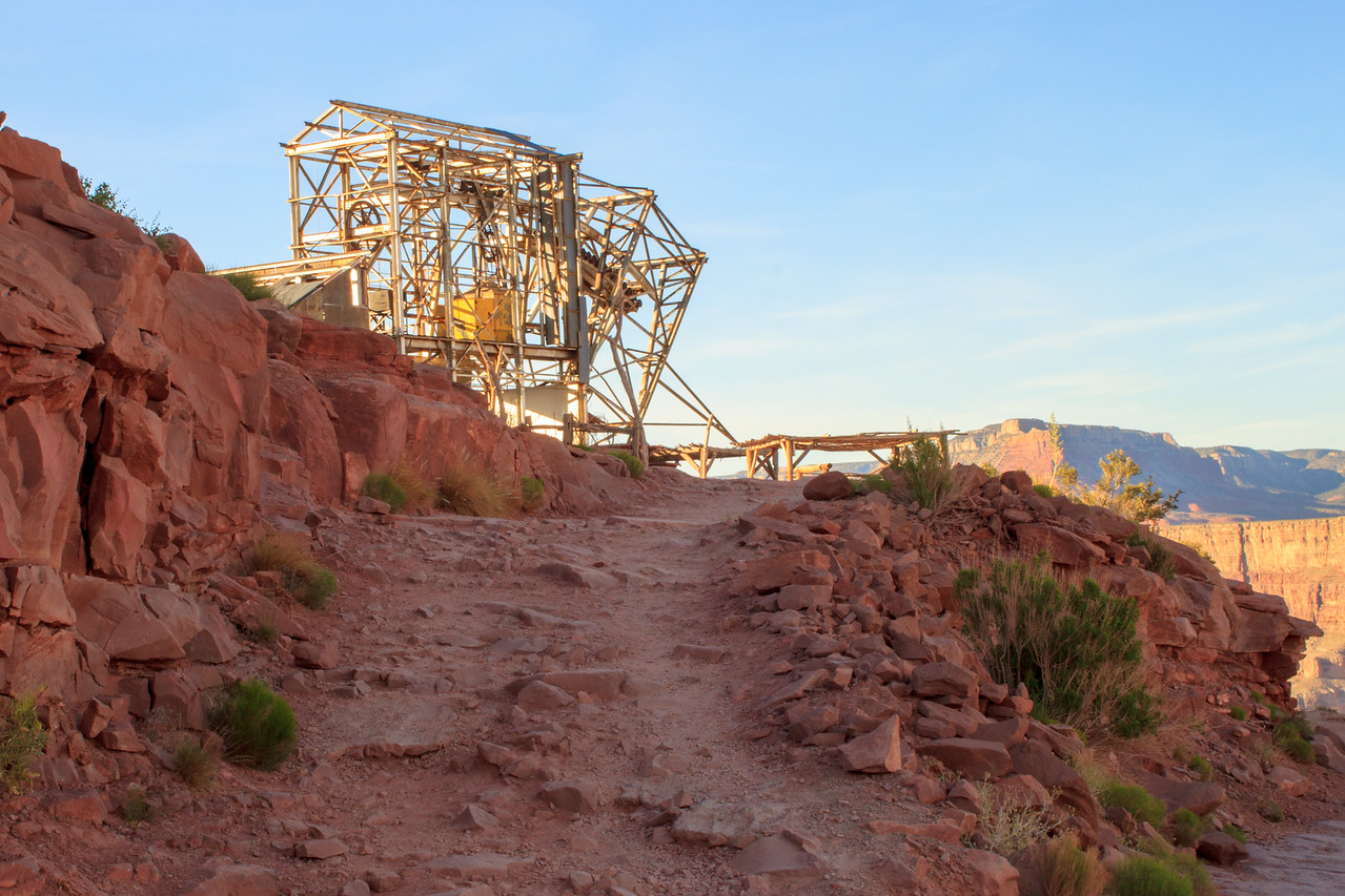 USA Guano Corporation Mine Sits Abandoned in Grand Canyon