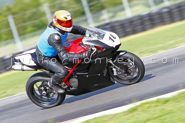 #18 - Black & Red Ducati