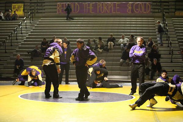 2011-01-20 IHS Wrestling vs Eastlake