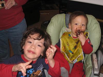 Dylan & Skylar--Xmas in Vegas & Skylar's 1st Bday