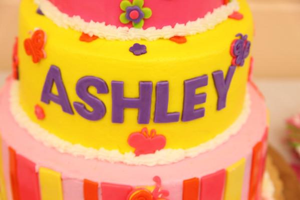 Ashley Lynn First Birthday