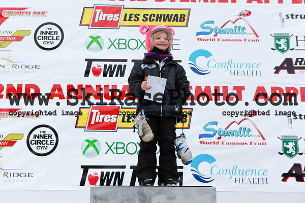 Apple Cup Day 1 Podiums