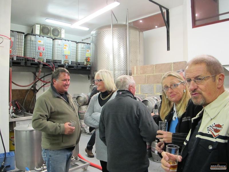 Hogsback Brewery, 2 Nov 2011