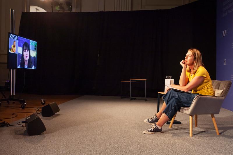 Marian Keyes in conversation with Jenny Colgan at the 2020 Edinburgh International Book Festival Online