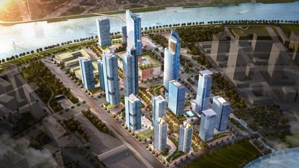 Lotte Eco Smart City (2017)