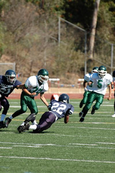 Poway Football 2007