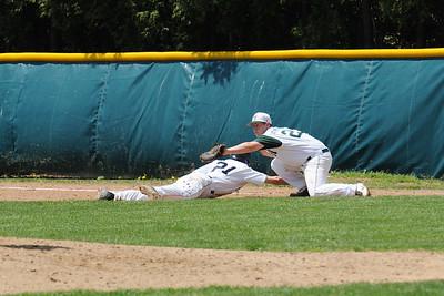 2011 McDowell Baseball