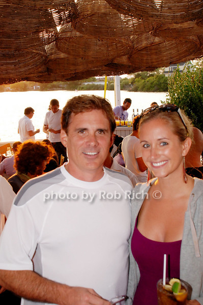 Rob Rich and Rochelle Hruska